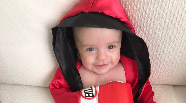 Hes a Fighter! Jimmy Kimmels Son Billy Undergoes Second Heart Surgery