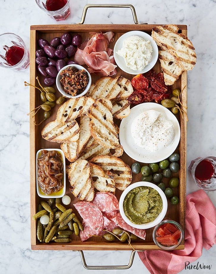 16 Last Minute New Year S Eve Appetizer Recipes Purewow