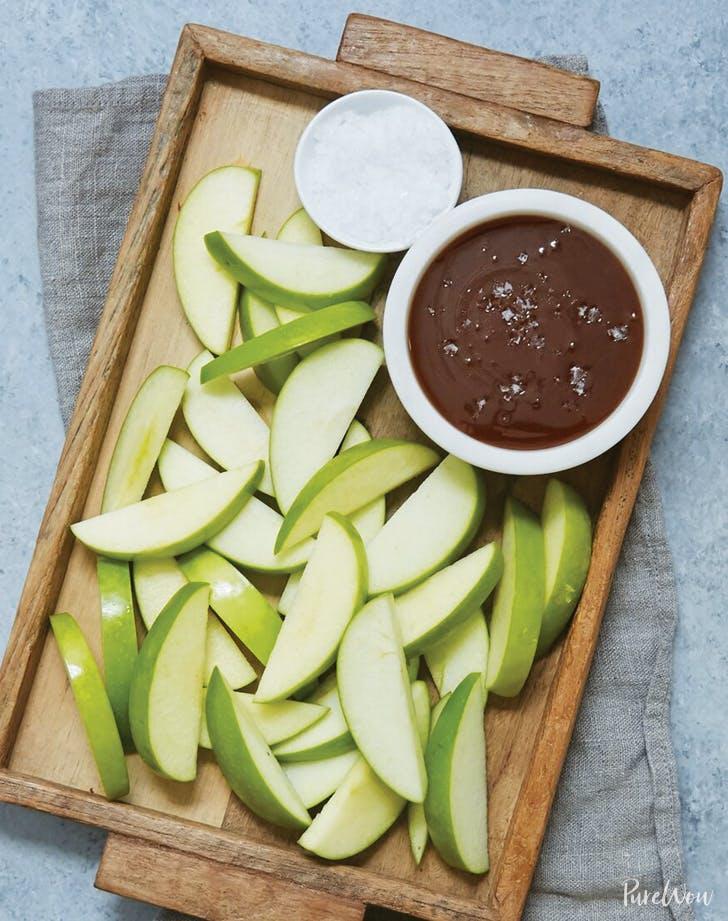 Caramel Dip Recipe with Apples