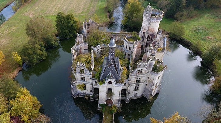You Have 19 Days Left to Purchase an Actual French Castle (Along with 7,500 Other People)