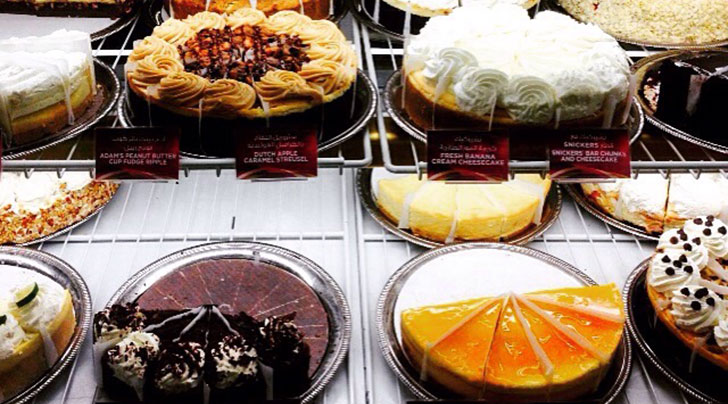 What's Better Than Free Cheesecake? Free Delivery To Your Door!