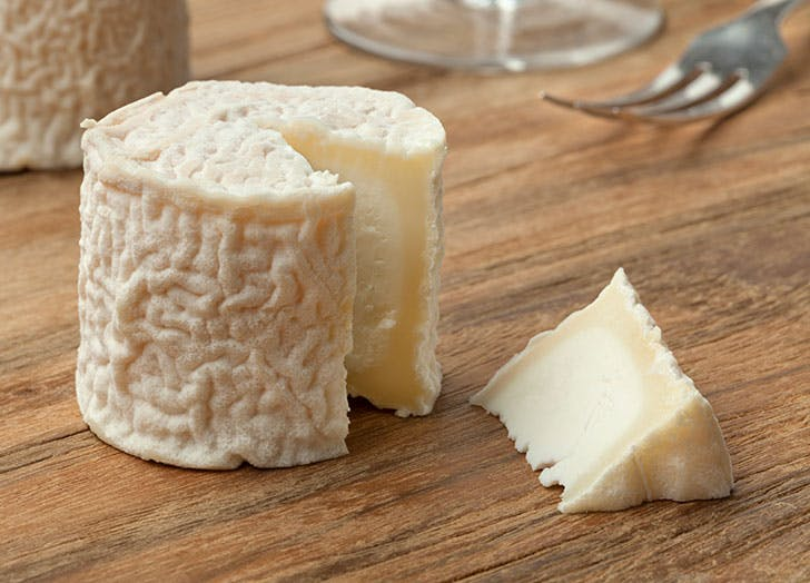 Chevre french goat cheese