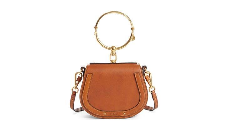 Chloe Mini Saddle Bag