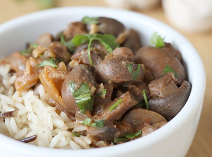 Crock Pot Mushroom Stroganoff mediterranean crock pot meals