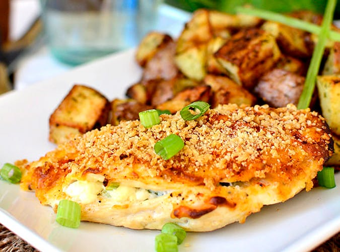 25 Next-Level Stuffed Chicken Breast Recipes - PureWow