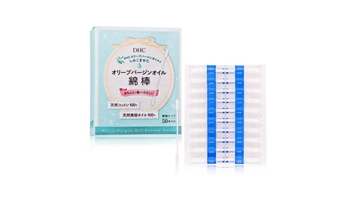 DHC Olive Oil Swabs