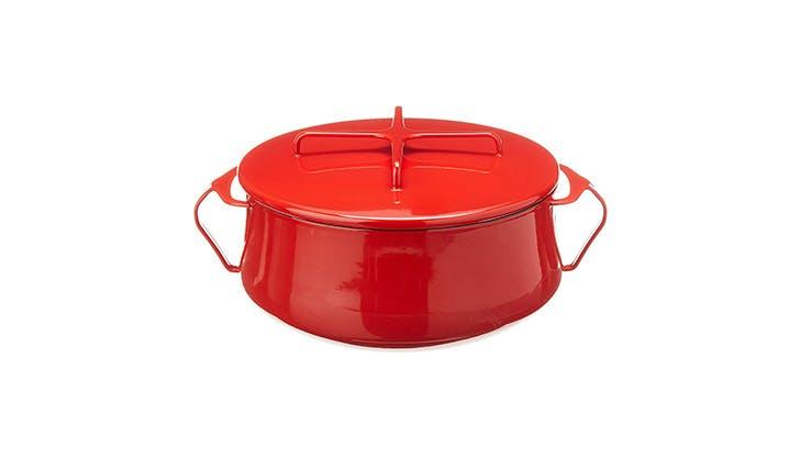 Dansk Kobenstyle Chili Red Casserole