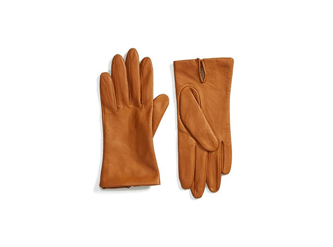 Fownes Brothers leather gloves