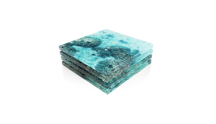 Gray Malin coasters