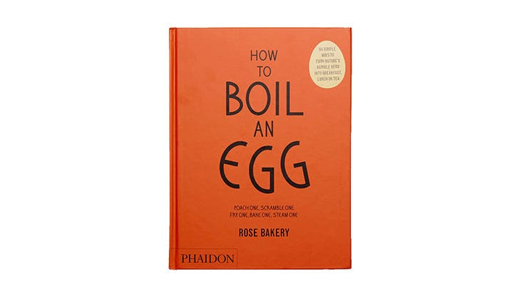 How to Boil An Egg Book