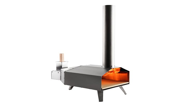 Huckberry woodfire pizza oven