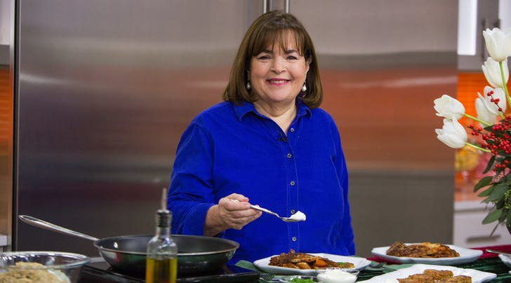 Ina Garten Hates Fast Food...Except This One Thing She's Really Into