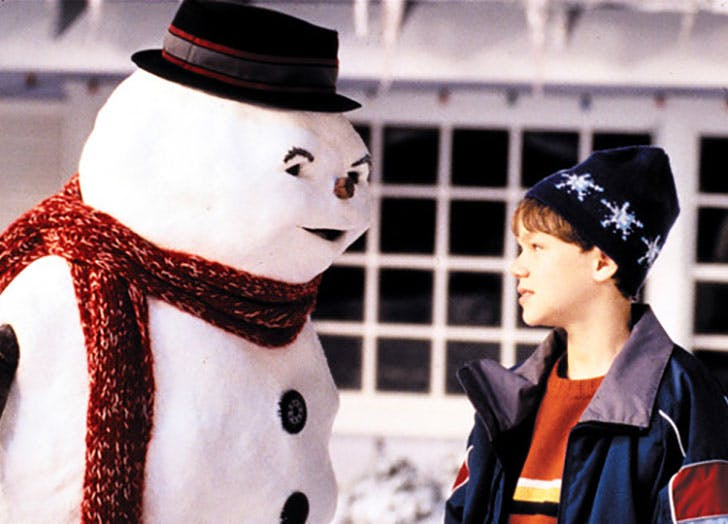 Jack Frost best Christmas movie