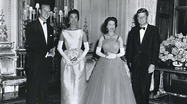 Were Queen Elizabeth II & Jackie Kennedy Frenemies IRL or Just on 'The Crown'?