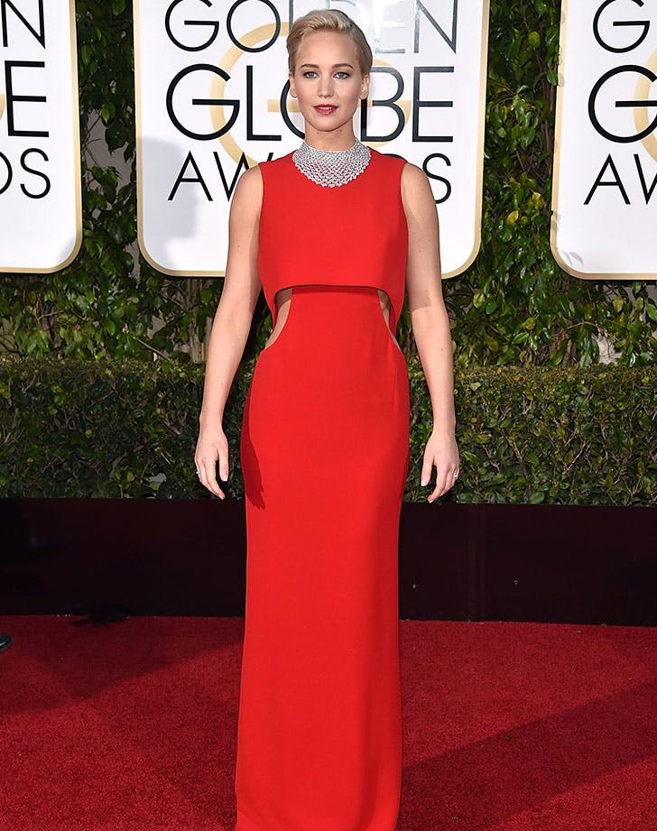 Jennifer Lawrence Golden Globes Best Dressed1