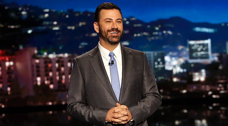 Jimmy Kimmel Enlists Yet Another All-Star Lineup of Guest Hosts in His Absence