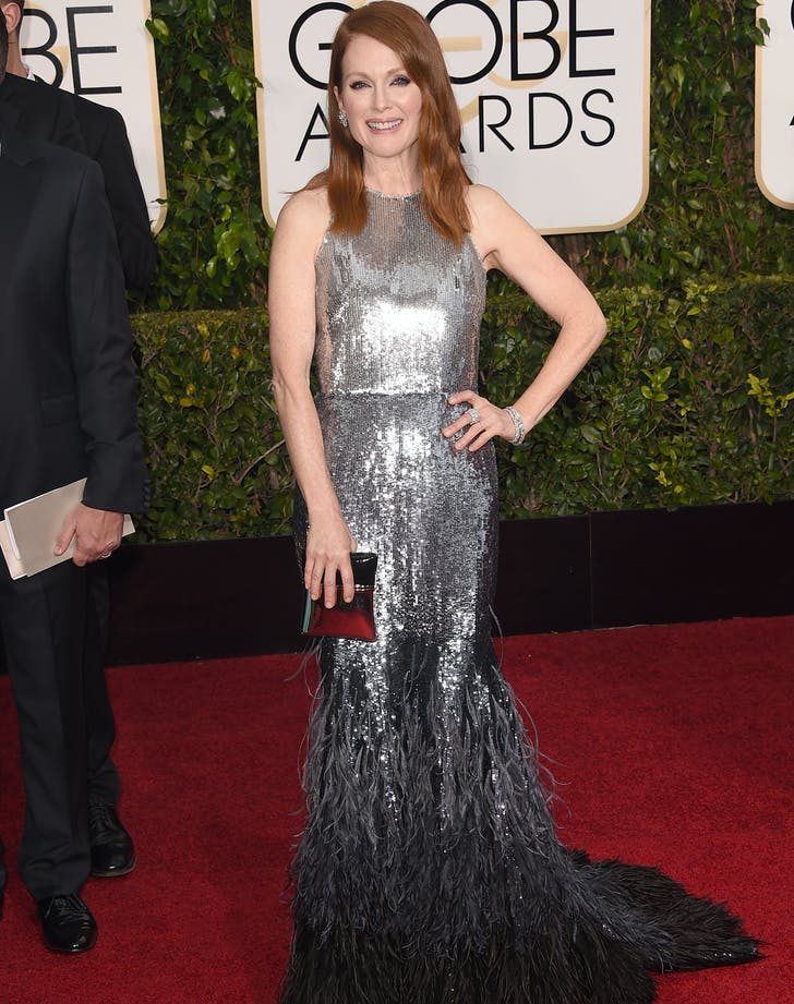 Julianne Moore Golden Globes Best Dressed1