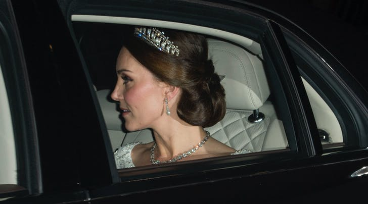 Kate Middleton Wore Princess Dianas Favorite Tiara and Were Hyperventilating