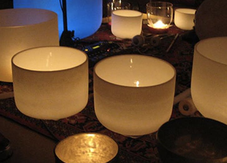 LA ways to meditate candles