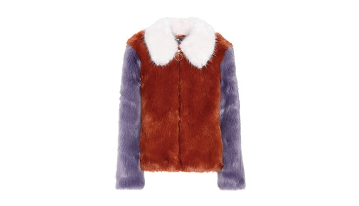 LPA Faux Fur Coat