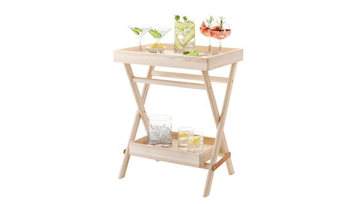 LSA Bar Cart