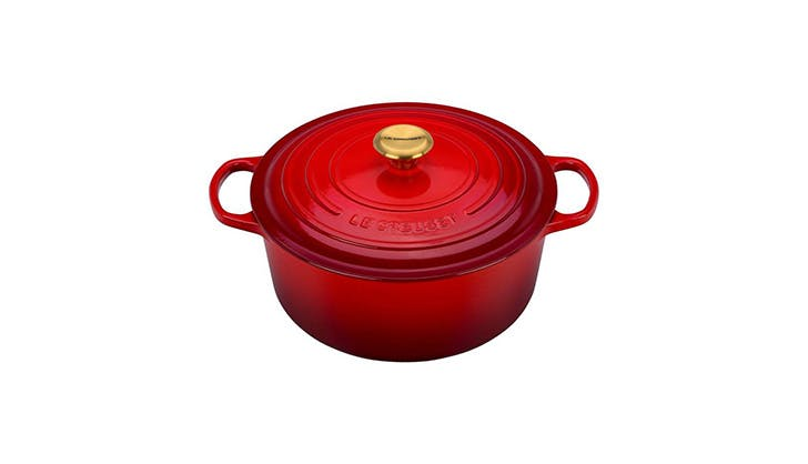 Le Creuset Dutch Oven1