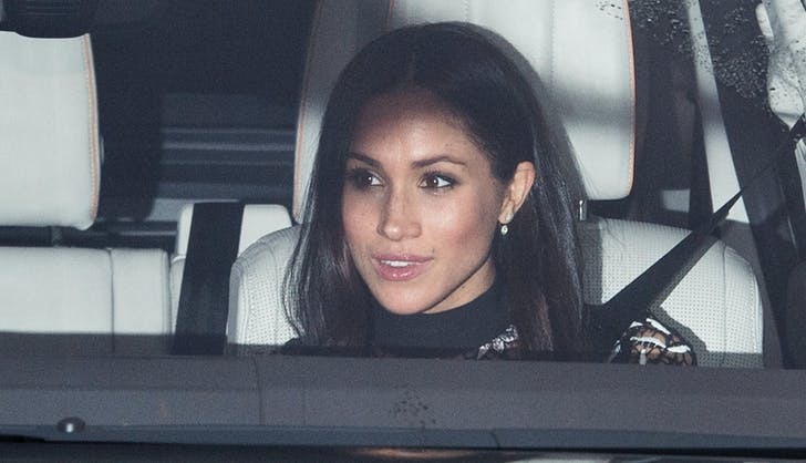 Meghan Markle christmas lunch buckingham palace