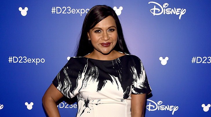 New Mom Mindy Kaling Jokes She's Had a