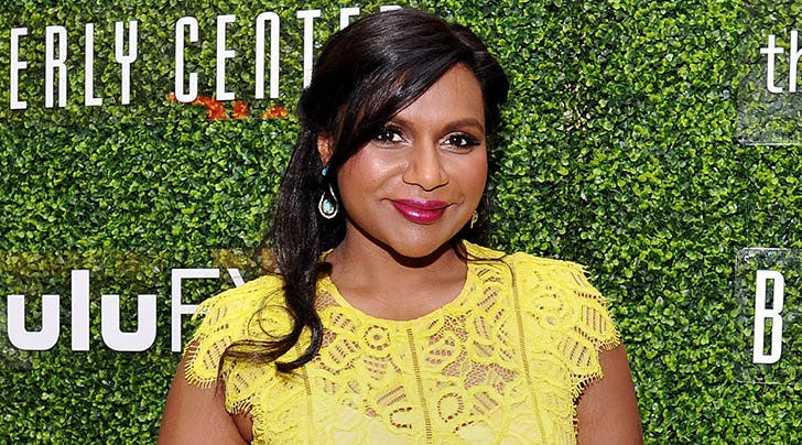 Special Delivery! Mindy Kaling Welcomes Baby Girl