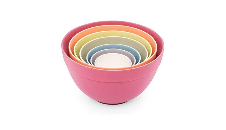 MoMa pastel Mixing Bowls