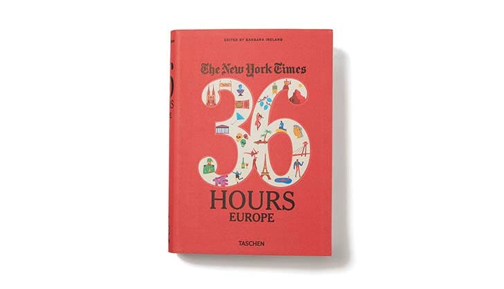NYT 36 Hours in Europe