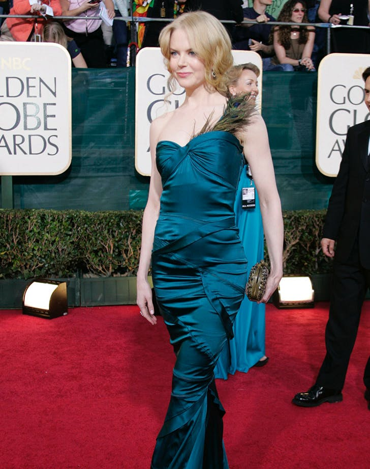 Nicole Kidman Golden Globes Best Dressed 1