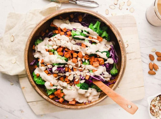 Paleo Winter Bowl Clean Eating Dinner Recipe