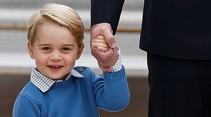 Prince William Reveals the Astonishingly Adorable Role Prince George Had in a School Play