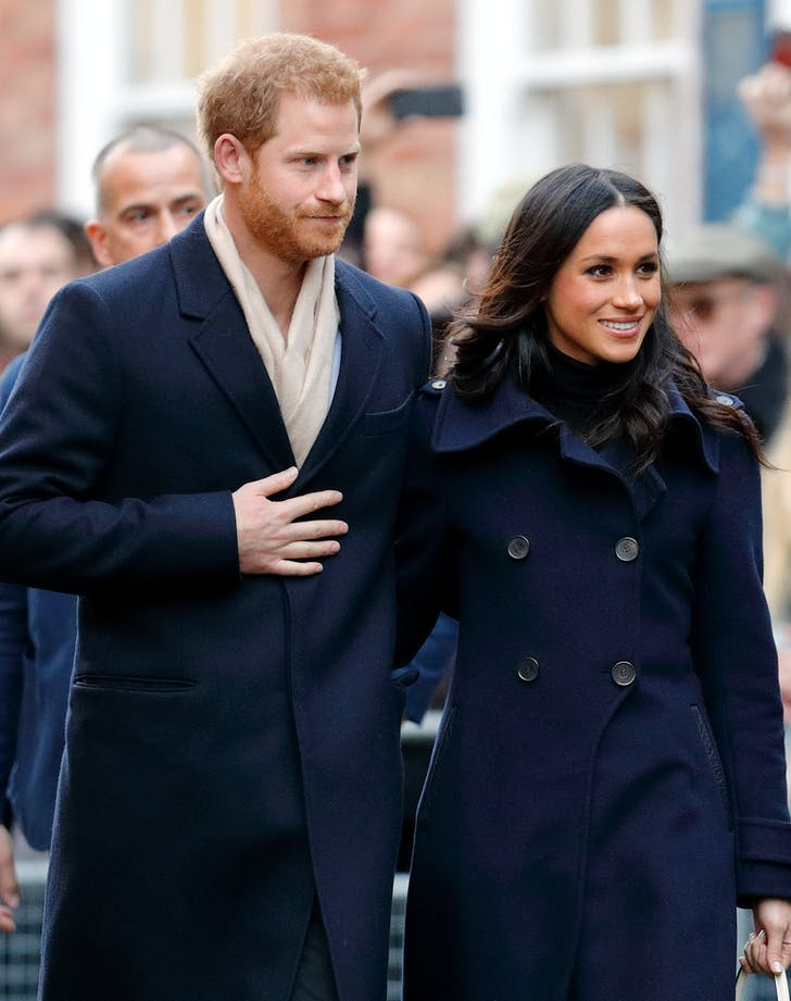 Prince Harry Meghan Markle first appearance