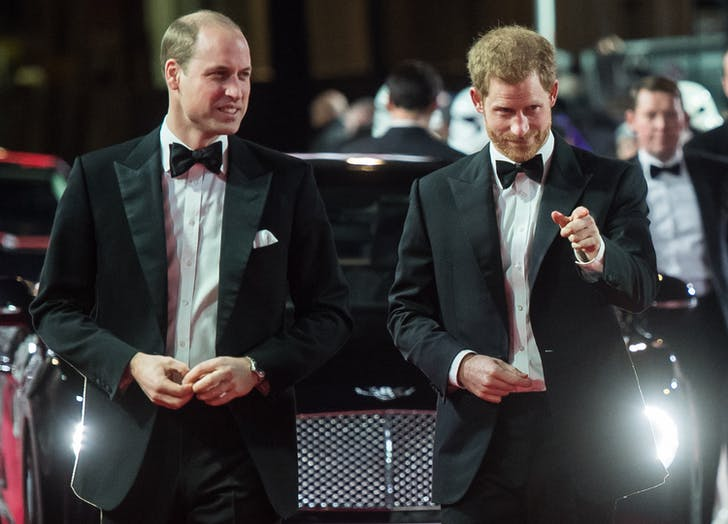 Prince Harry Prince William Star Wars