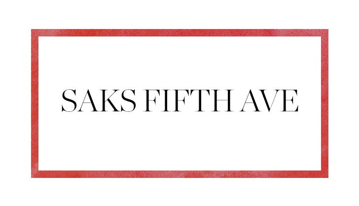 Saks Fifth Ave Free Two Day Shipping