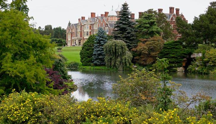 Sandringham House gardens
