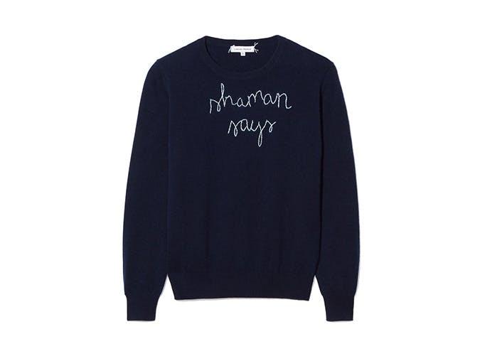 Shaman Says Sweater