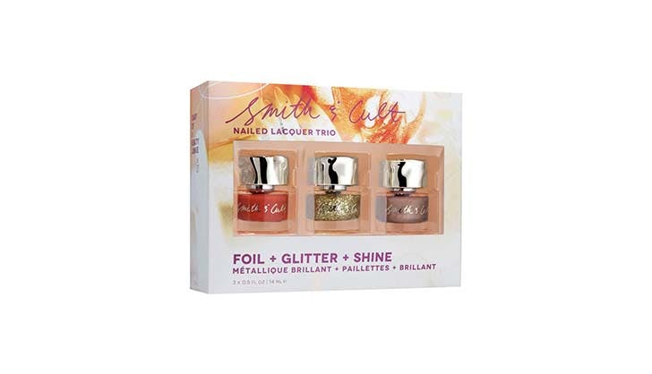 Smith and Cult Nail Polish Trio