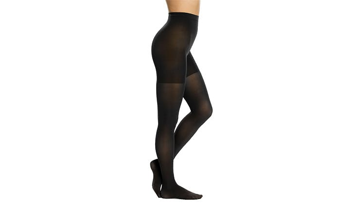 Spanx Luxe Mid Thigh Tights
