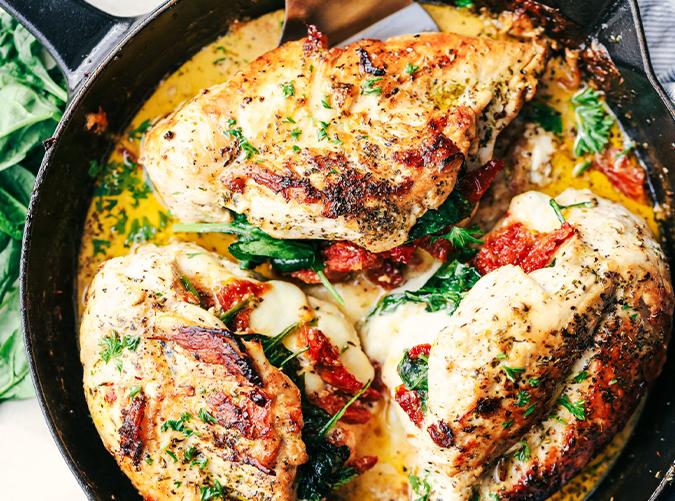 ecipes chicken breast