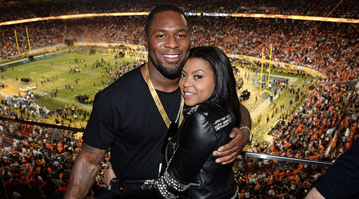 Taraji P. Henson Confirms Two-Year Dating Rumor