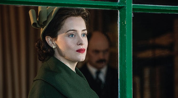 Claire Foy Celebrated Wrapping 'The Crown' Season 2 with the Ultimate Power Play: A Nap