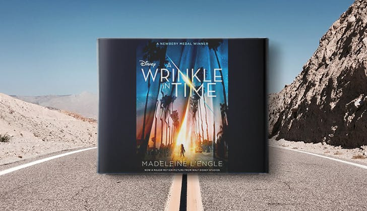 a wrinkle in time audio book