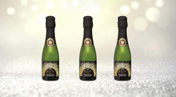 Aldi Is Selling Mini Packs of Champagne for $8 (Just in Time for NYE)