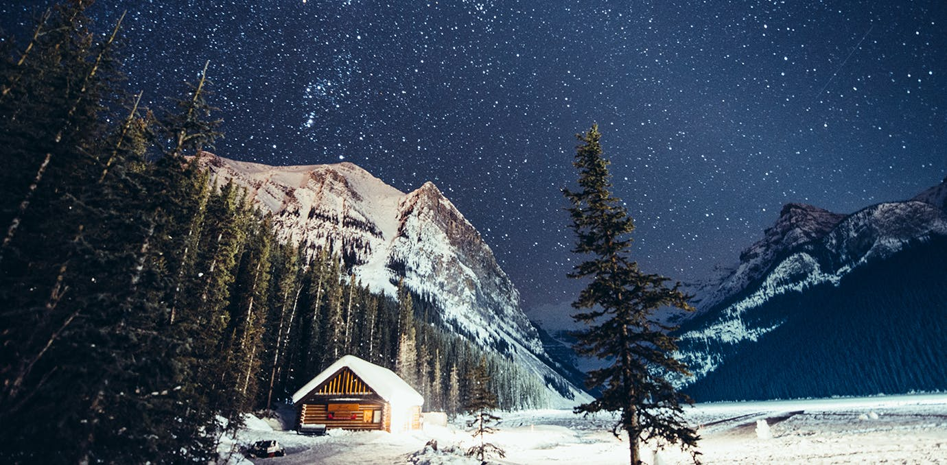 banff and jasper national parks canada best places to travel to in january