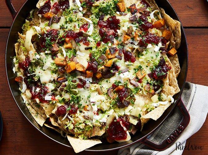 best appetizers leftover nachos
