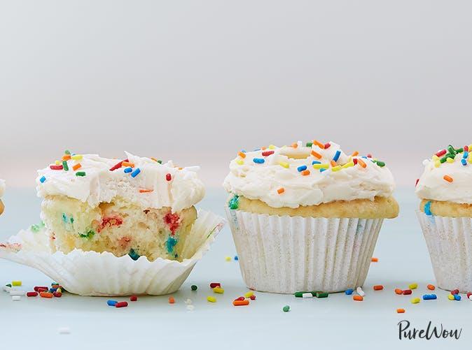 best desserts birthday cupcakes
