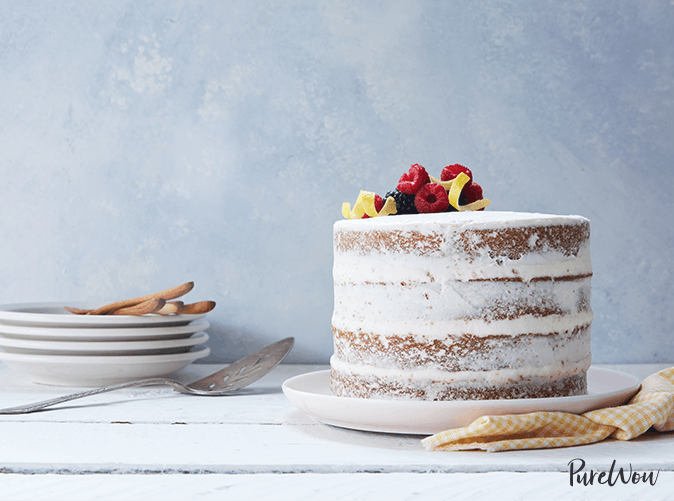 best desserts naked cake